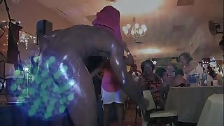 Flight 69 Takes Shower in Philly With Vanilla and Ebony BBW'S!!!!